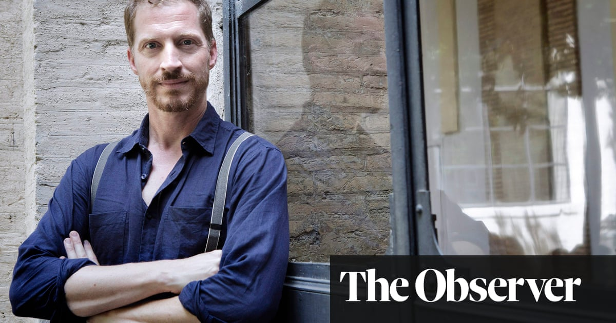 Andrew Sean Greer, Pulitzer-winner: 'I have to watch I don't ...