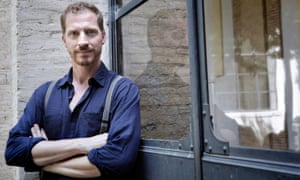 Andrew Sean Greer: 'I can't somehow decide that because I have a Pulitzer the dogs don't need to eat any more'