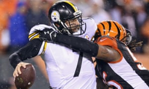 best deals on 77c72 490d5 Steelers' injuries mount as Roethlisberger confirms torn ...