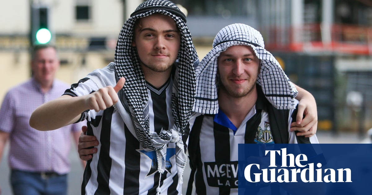 Newcastle United sale is a new low in football's corruption by money