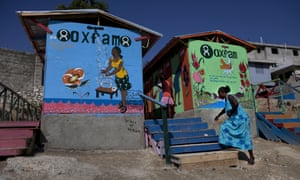 Oxfam is in dire trouble after it emerged that aid workers in its employ paid for sex in Haiti and Chad.