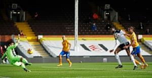 Calvert-Lewin scores his second goal
