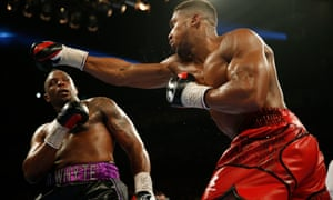 Anthony Joshua and Dillian Whyte are in uncharted territory as the fourth round comes to a close.