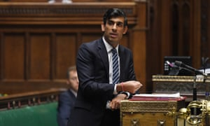 Rishi Sunak gives a statement in the House of Commons on 22 October.
