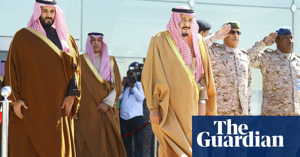 Saudi crown prince allegedly stripped of some authority