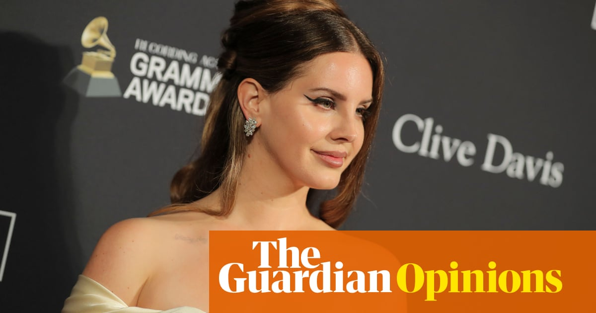 Lana Del Rey's swipes at her peers of colour undermine her feminist argument | Laura Snapes