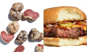 Impossible Food heme and burger
