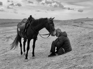 Sharan Shetty India 1st Place Photographer of the Year Bonding | Shot on iPhone X Yanar Dag, Baku, Azerbaijan