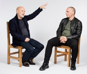 Brian Eno & Yanis Varoufakis