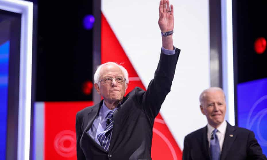 Bernie Sanders: 'Do we be as active as we can in electing Joe Biden and doing everything we can to move Joe and his campaign in a more progressive direction?'
