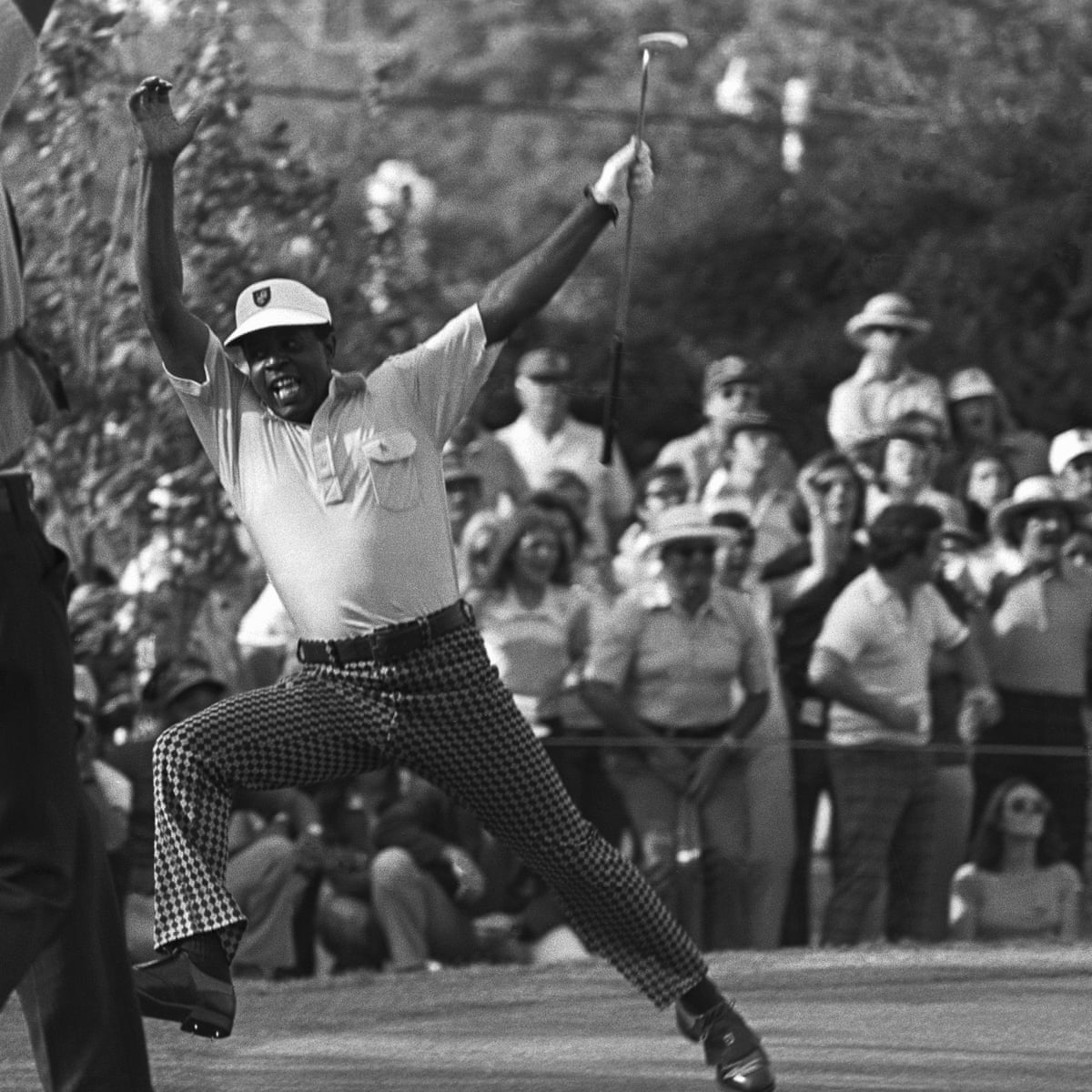 Augusta Should Not Have Taken 50 Years To Honour The Pioneering Lee Elder The Masters The Guardian