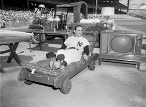 Yogi Berra, 1925-2015: a life in pictures | Sport | The Guardian
