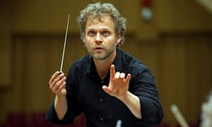 Thomas Sǿndergård conducts the BBC National Orchestra of Wales.