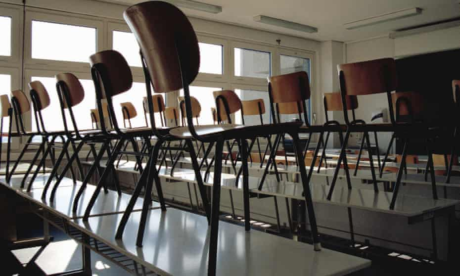 Impossible workloads have seen teachers leaving in droves.