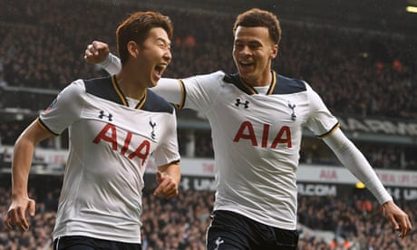 Tottenham Hotspur hammer Millwall in Cup with Son Heung-min hat-trick
