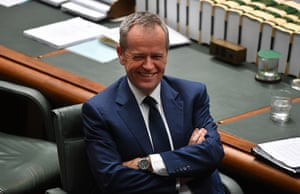 Leader of the Opposition Bill Shorten during question time.