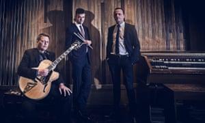musicians nigel price matt home and ross stanley