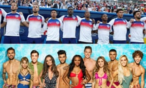 England 2018 squad players and Love Island 2018 contestants