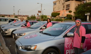 Pink Taxi, Egypt