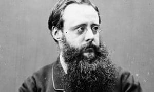 Wilkie Collins, circa 1870