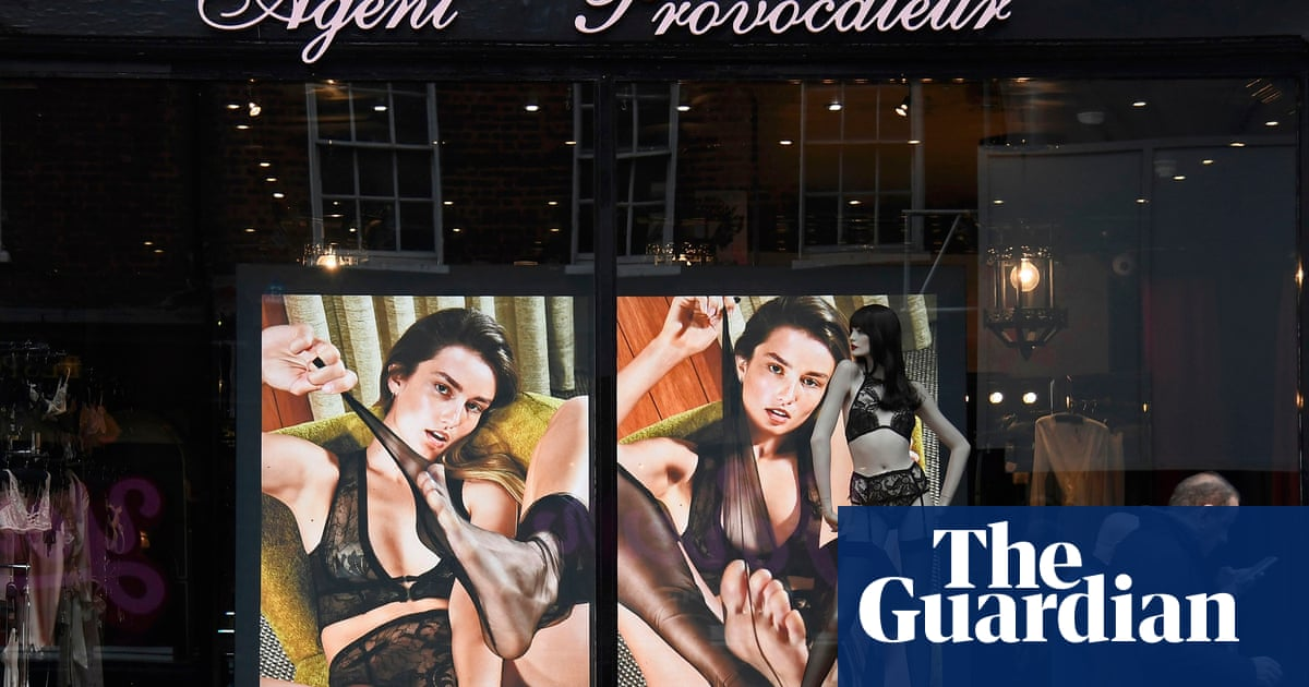 Agent Provocateur founder brands Mike Ashley s purchase  a stitch-up ... 7828d4aa9