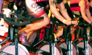 Wendy Learns to SoulCycle - YouTube