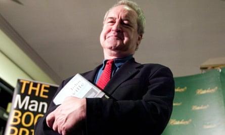 John Banville, the 2005 Booker winner