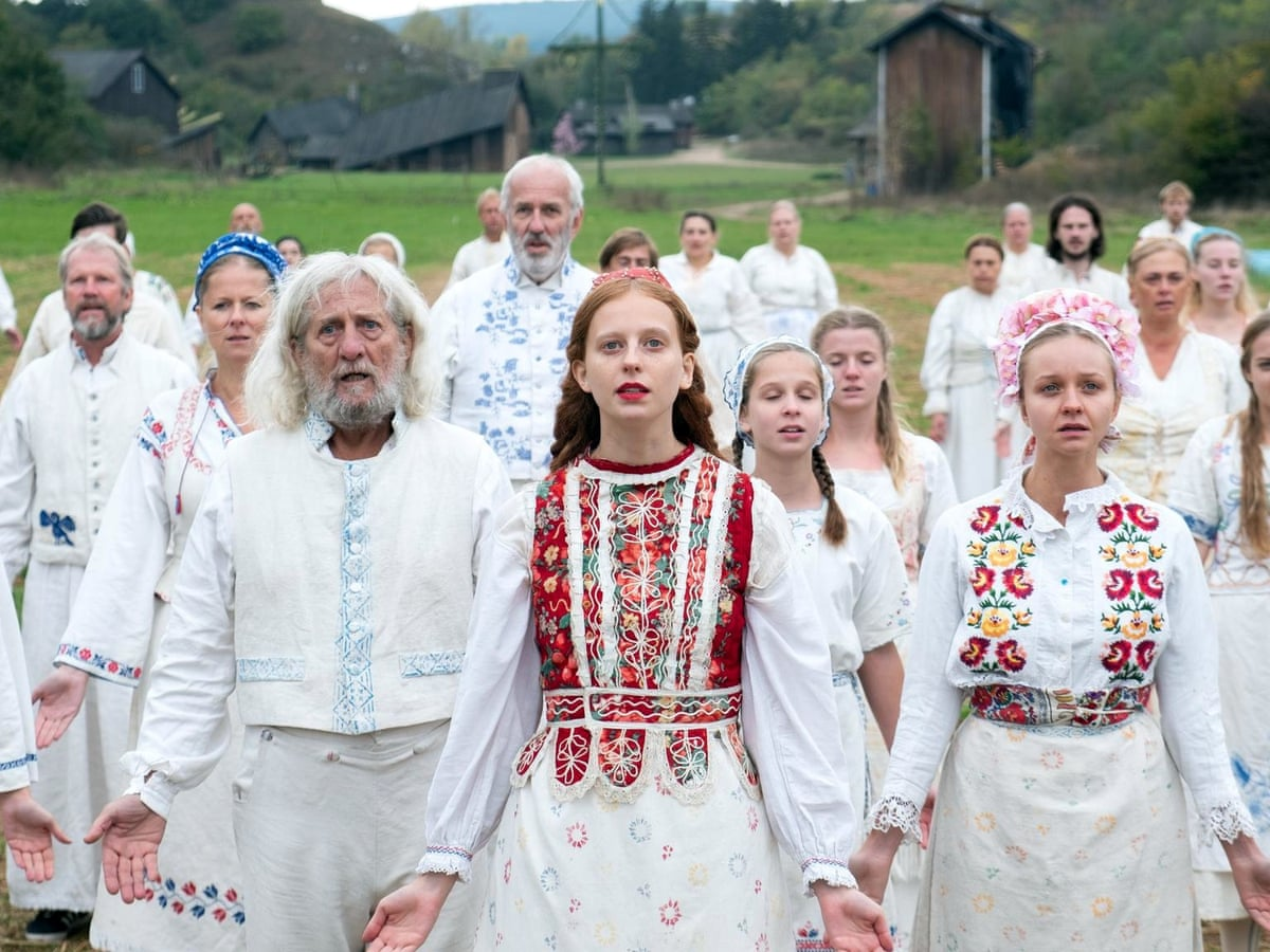 Midsommar: what the hell just happened? Discuss with spoilers ...