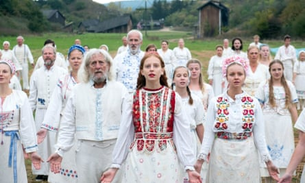 Yet to be sundered from horror's beginnings … Midsommar.
