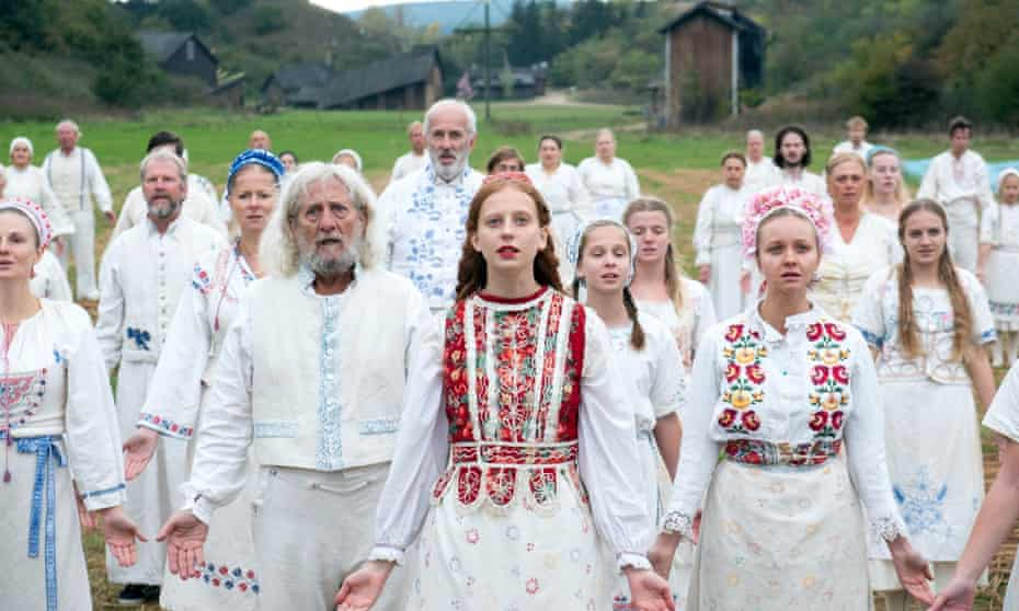 Solstice of savagery … Midsommar.
