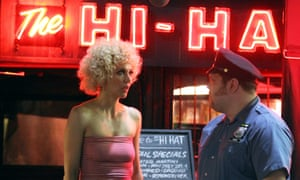 Wild times in Times Square … The Deuce, starring Maggie Gyllenhaal.