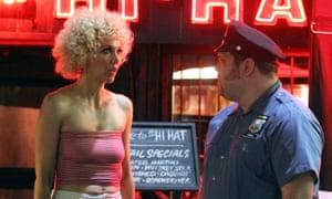 Maggie Gyllenhaal as Eileen 'Candy' Merrell in The Deuce.