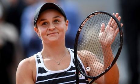 Ash Barty keeps tennis world No 1 ranking despite missing grand slams