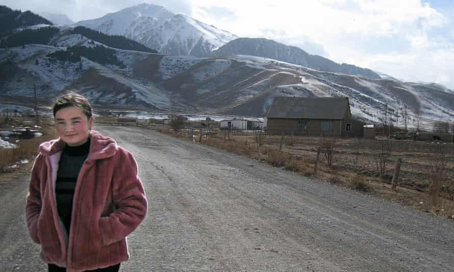 Oksana, a Kyrgyz who was kidnapped to be a bride. Human Rights Watch warns about widespread violence against women in the country.