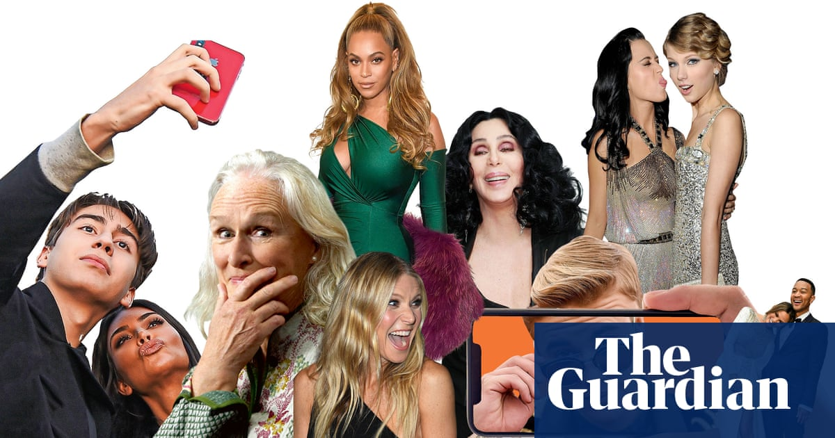 Selfies, influencers and a Twitter president: the decade of the social media celebrity