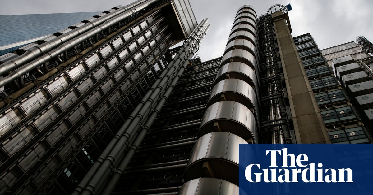 Lloyd's of London hit by loss after £6.2bn Covid payouts