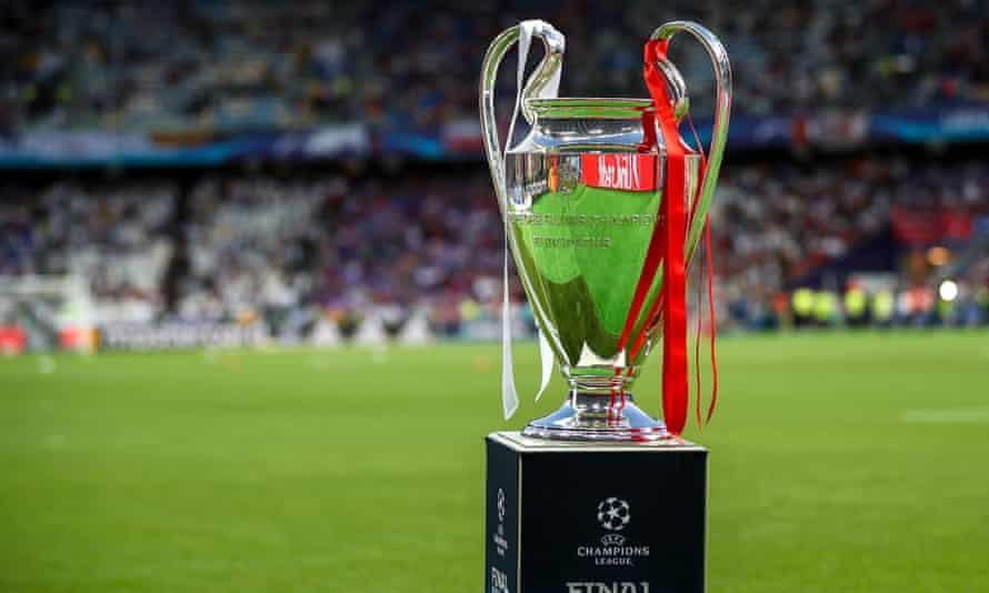 Will an English team be able to go all the way in this season's Champions League?