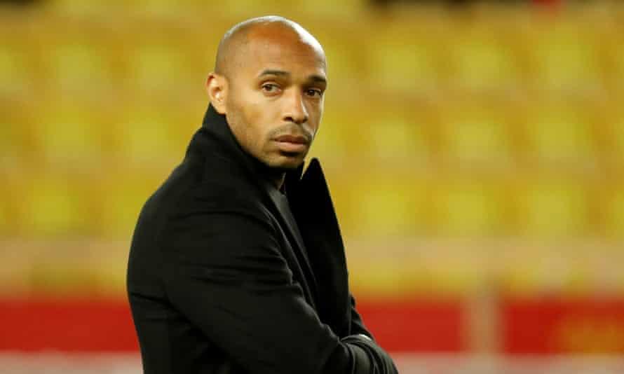 Thierry Henry has left Monaco.