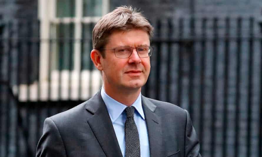 Former business secretary Greg Clark