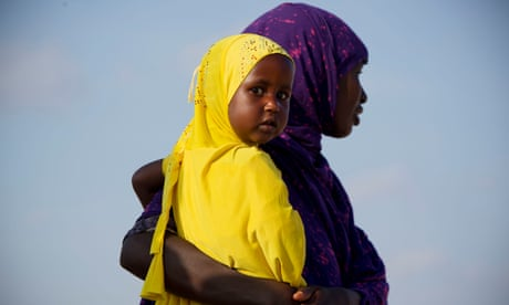 Nativity on a knife-edge: the struggle for survival in Somalia – in pictures