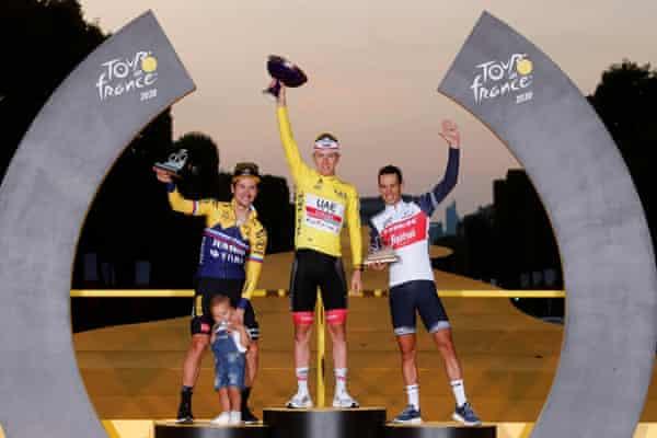 theguardian.com - Kieran Pender - Richie Porte ends years of Tour de France misfortune with podium finish