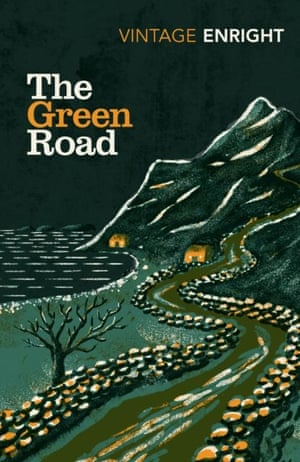 Cover of The Green Road by Anne Enright