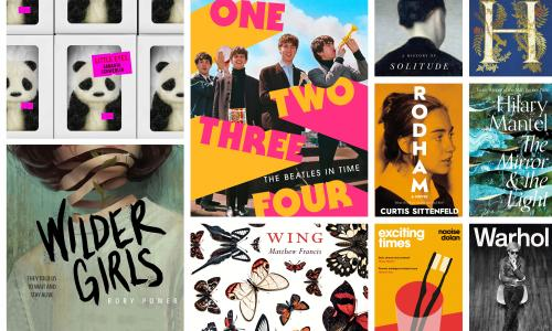 Best books of 2020 composite