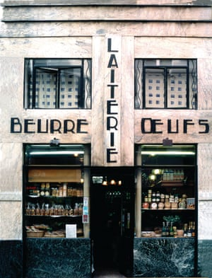 Creamery, Rue Danielle Casanova, Paris