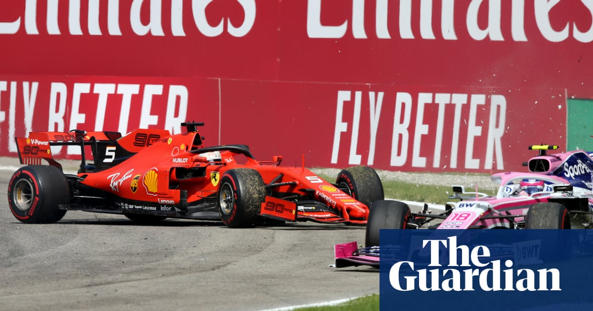 Vettels errors show he needs to regroup as Ferrari prevail at home | Giles Richards