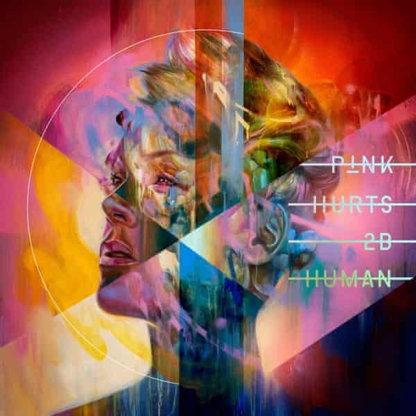 Pink: Hurts 2B Human album artwork