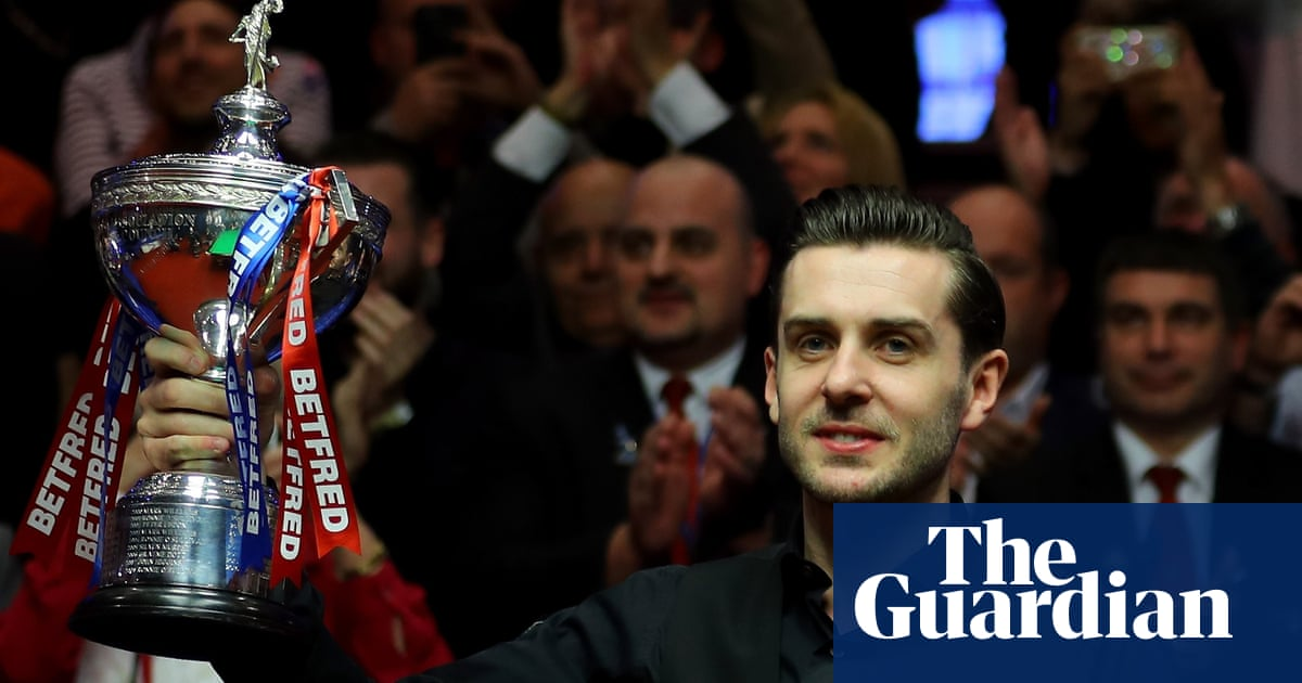 Mark Selby retains world title after gritty victory over John ...