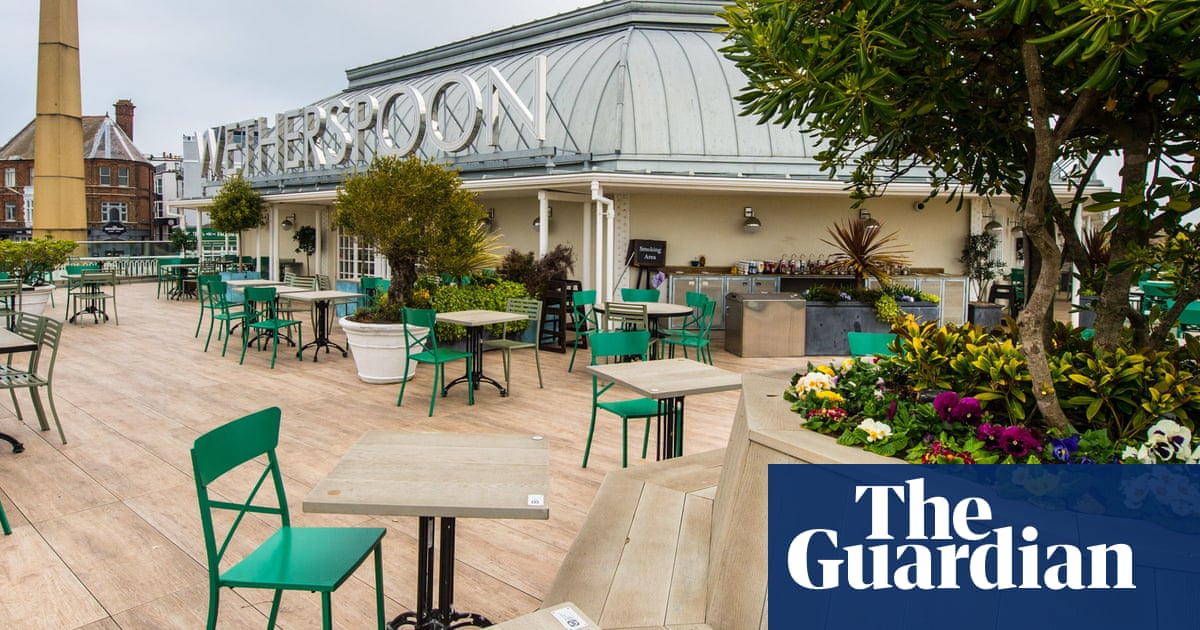 Wetherspoon's hit by £68m loss as boss hits out at Covid controls