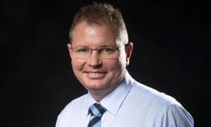 Liberal MP Craig Laundy