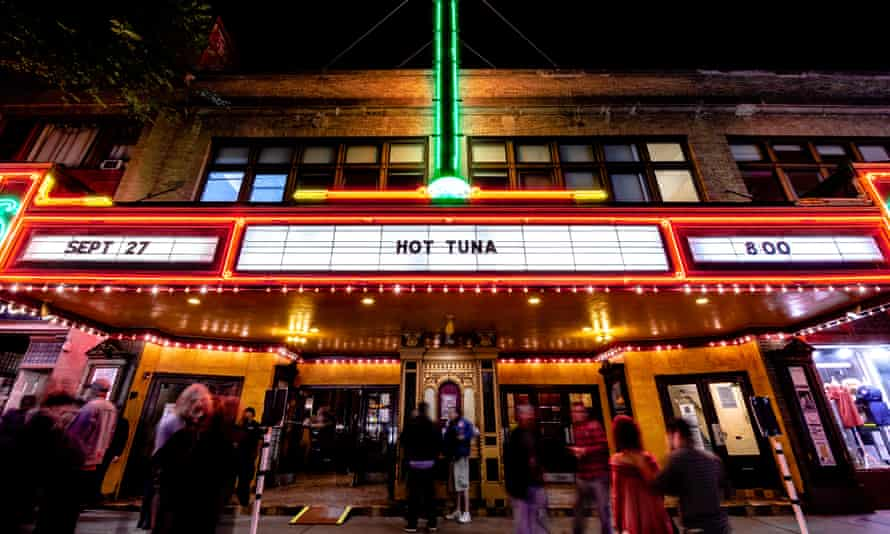 The State Theatre, Ithaca, USA